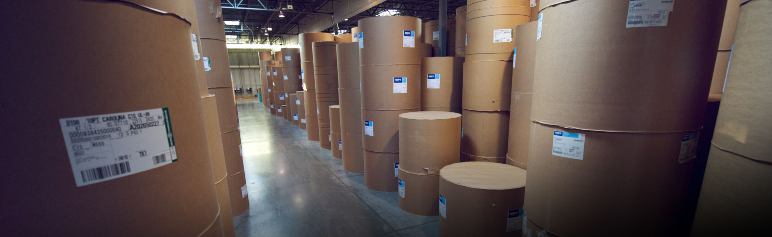Paper Roll Labels Paper Industry